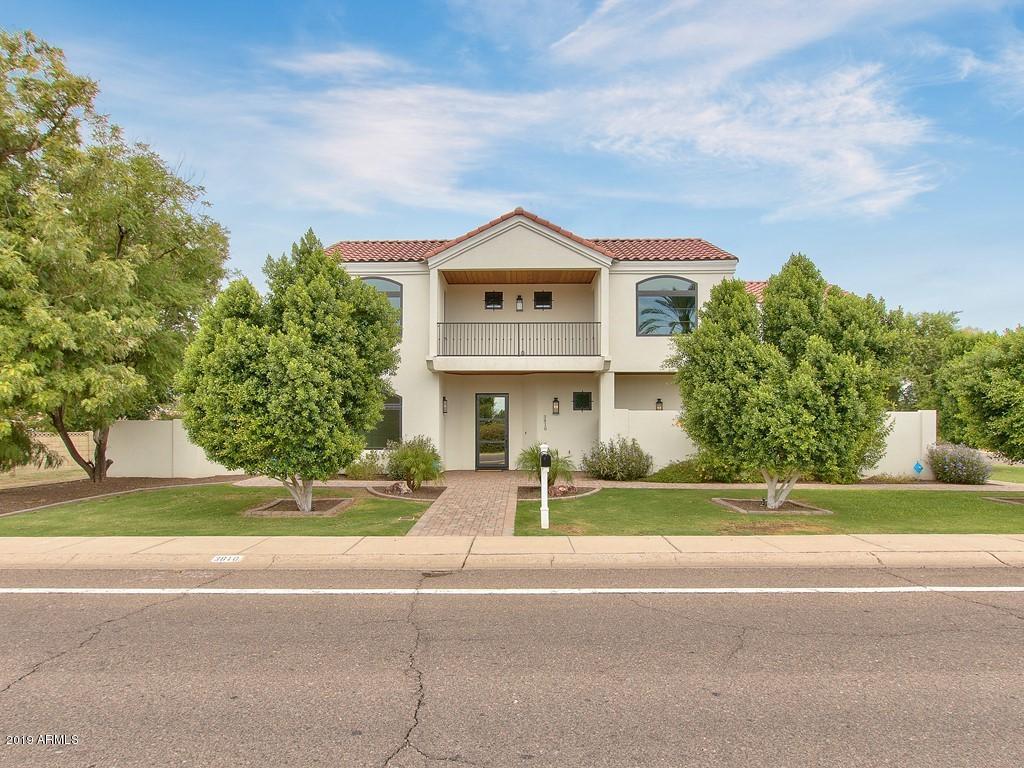 MLS 5980129 3810 E CAMPBELL Avenue, Phoenix, AZ 85018 Newer Homes in Phoenix