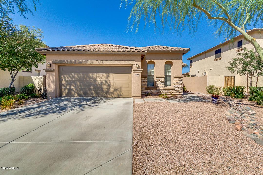 Photo of 3488 E RIOPELLE Avenue, Gilbert, AZ 85298