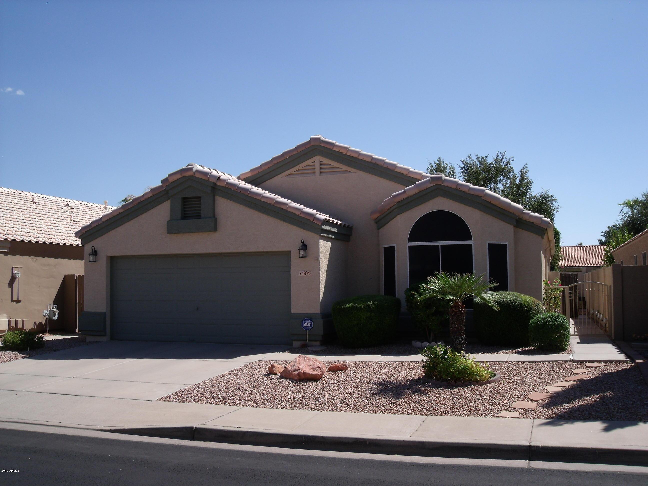 Photo of 1505 W SHELLFISH Drive, Gilbert, AZ 85233