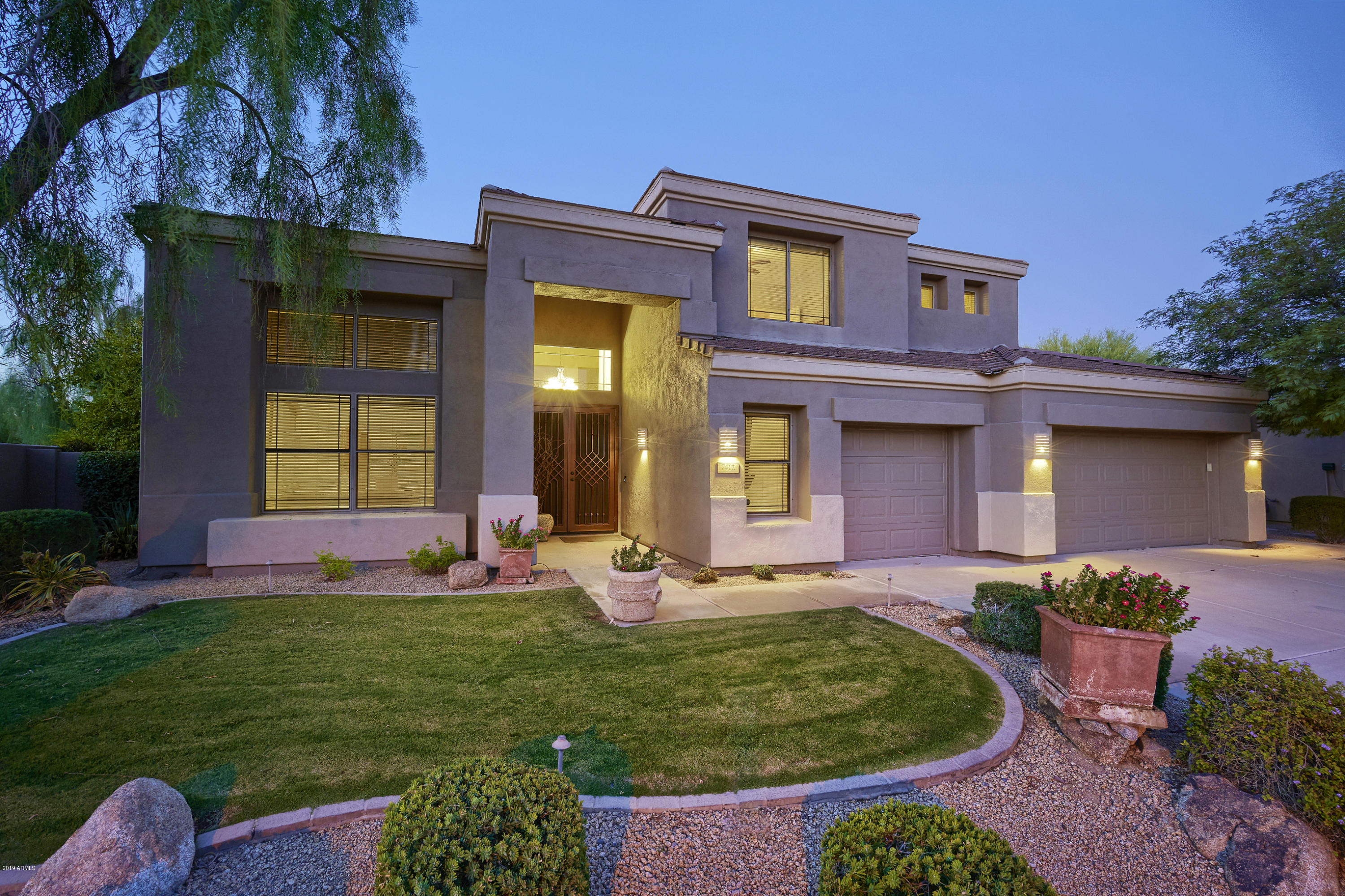 Photo of 7412 E QUILL Lane, Scottsdale, AZ 85255