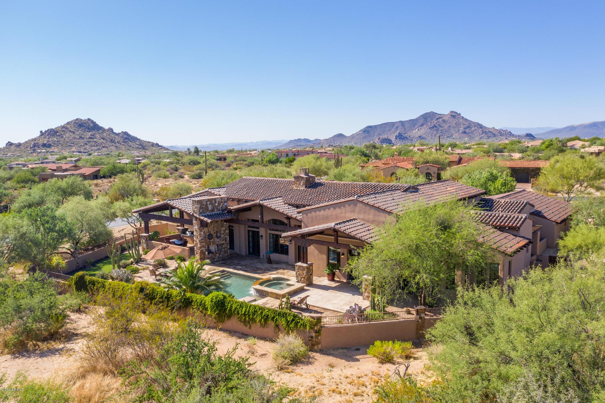 Photo of 8427 E HOMESTEAD Circle, Scottsdale, AZ 85266