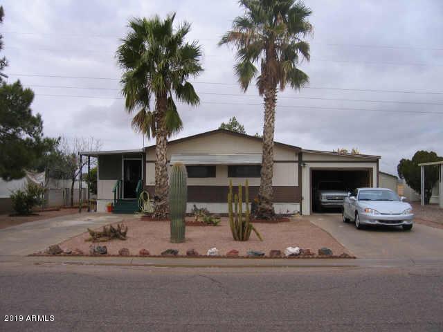 Photo of 24786 W BONITA Street, Casa Grande, AZ 85193