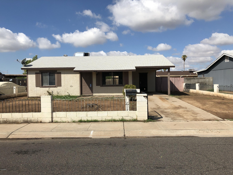 MLS 5989201 4628 N 80TH Avenue, Phoenix, AZ 85033 Affordable Homes in Phoenix
