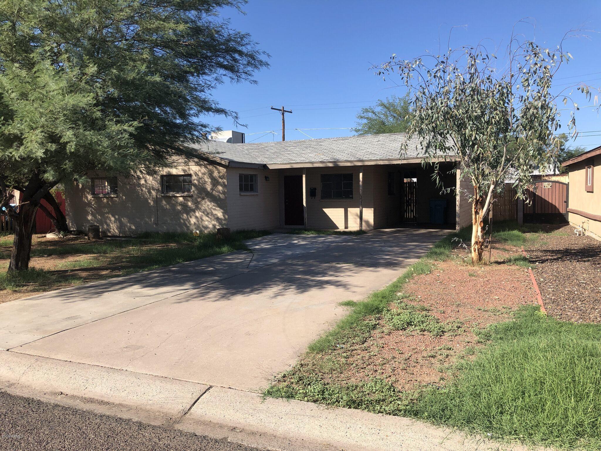 MLS 5989203 2810 W HAZELWOOD Street, Phoenix, AZ 85017 Affordable Homes in Phoenix
