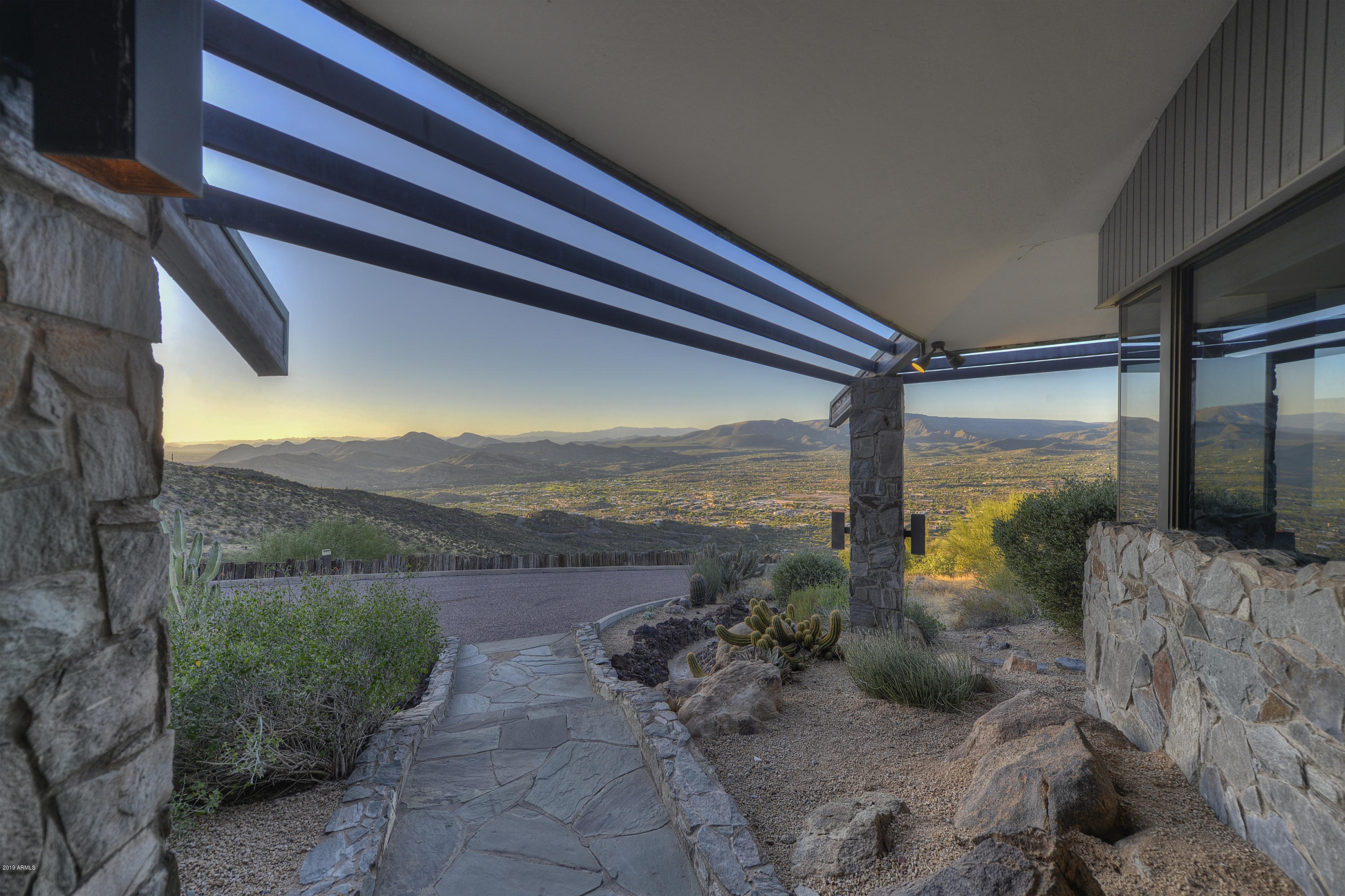 MLS 5990391 6600 E Hawksnest Road, Carefree, AZ 85377 Carefree AZ One Plus Acre Home