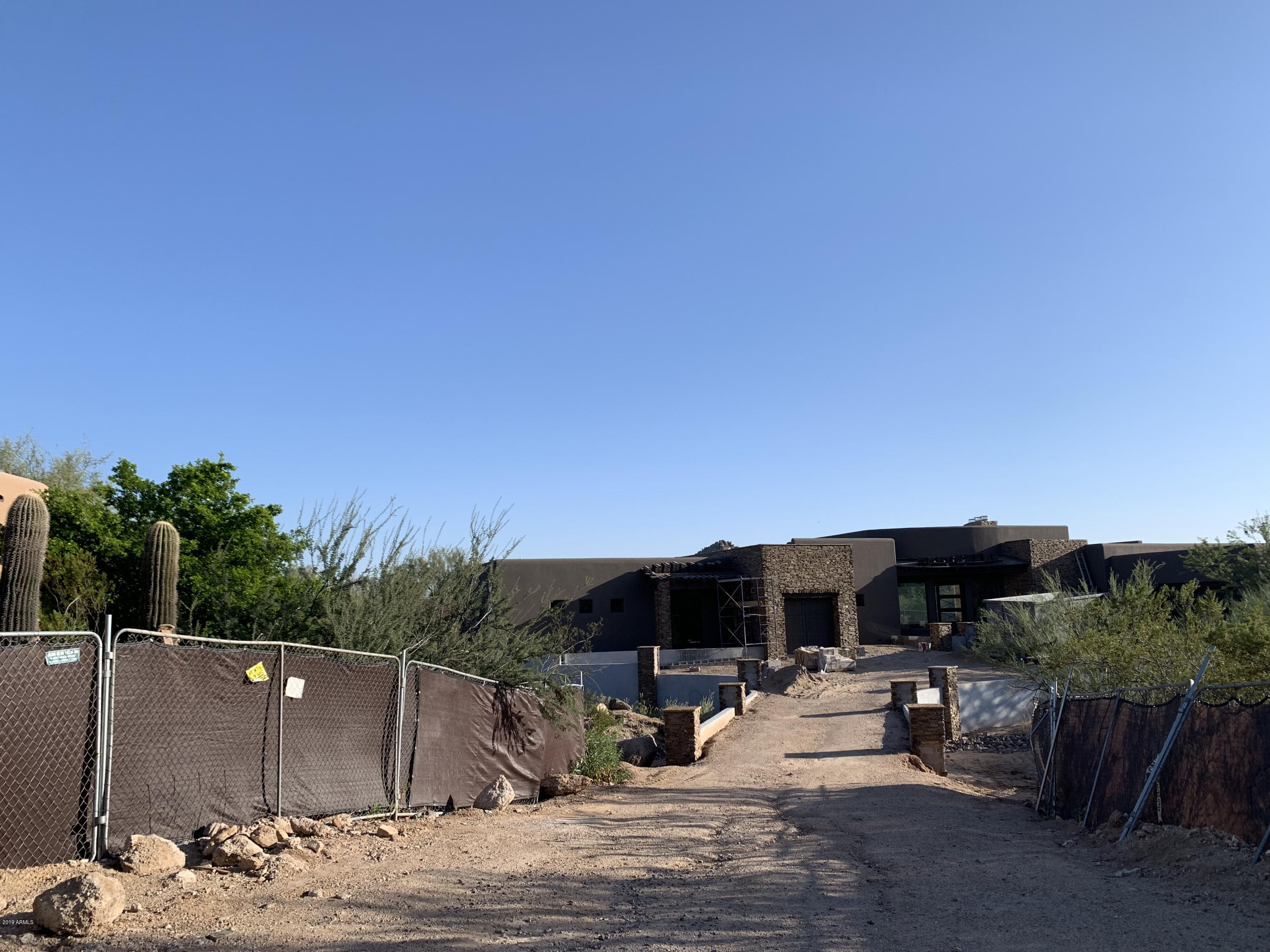 Photo of 7711 E BLACK MOUNTAIN Road, Scottsdale, AZ 85266