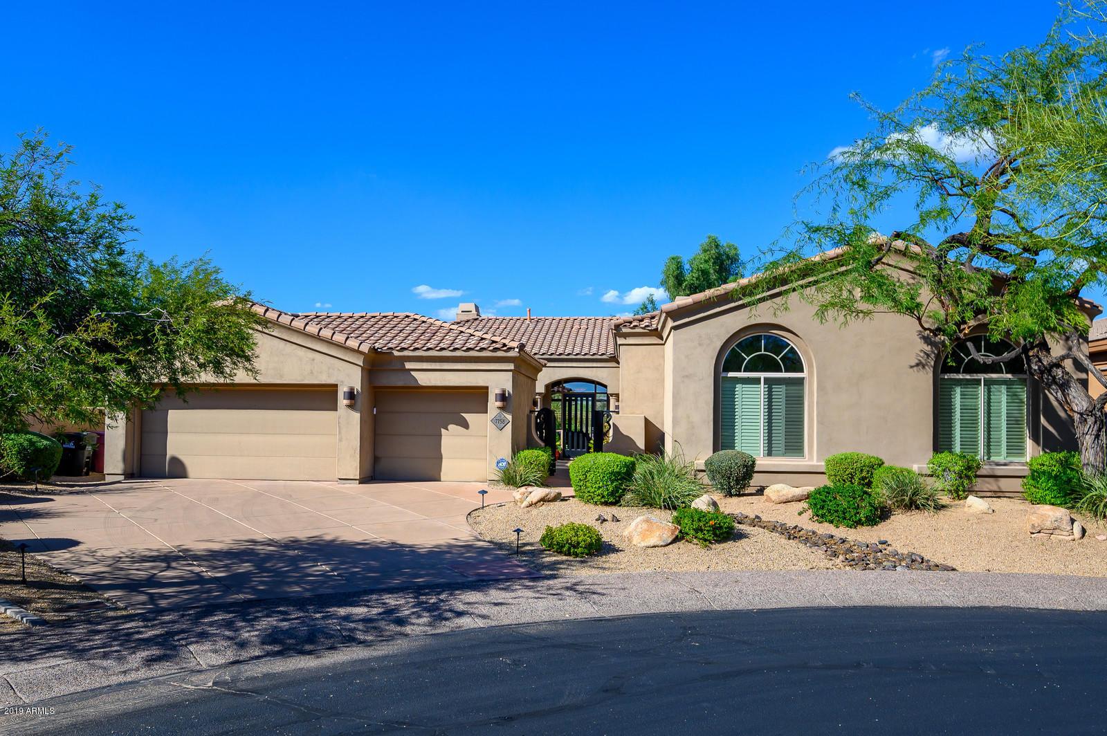 Photo of 7758 E FLEDGLING Drive, Scottsdale, AZ 85255