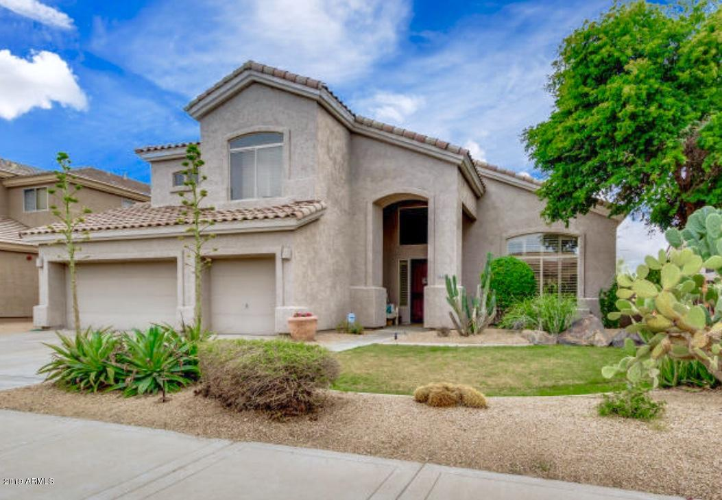 Photo of 7313 E TAILFEATHER Drive, Scottsdale, AZ 85255