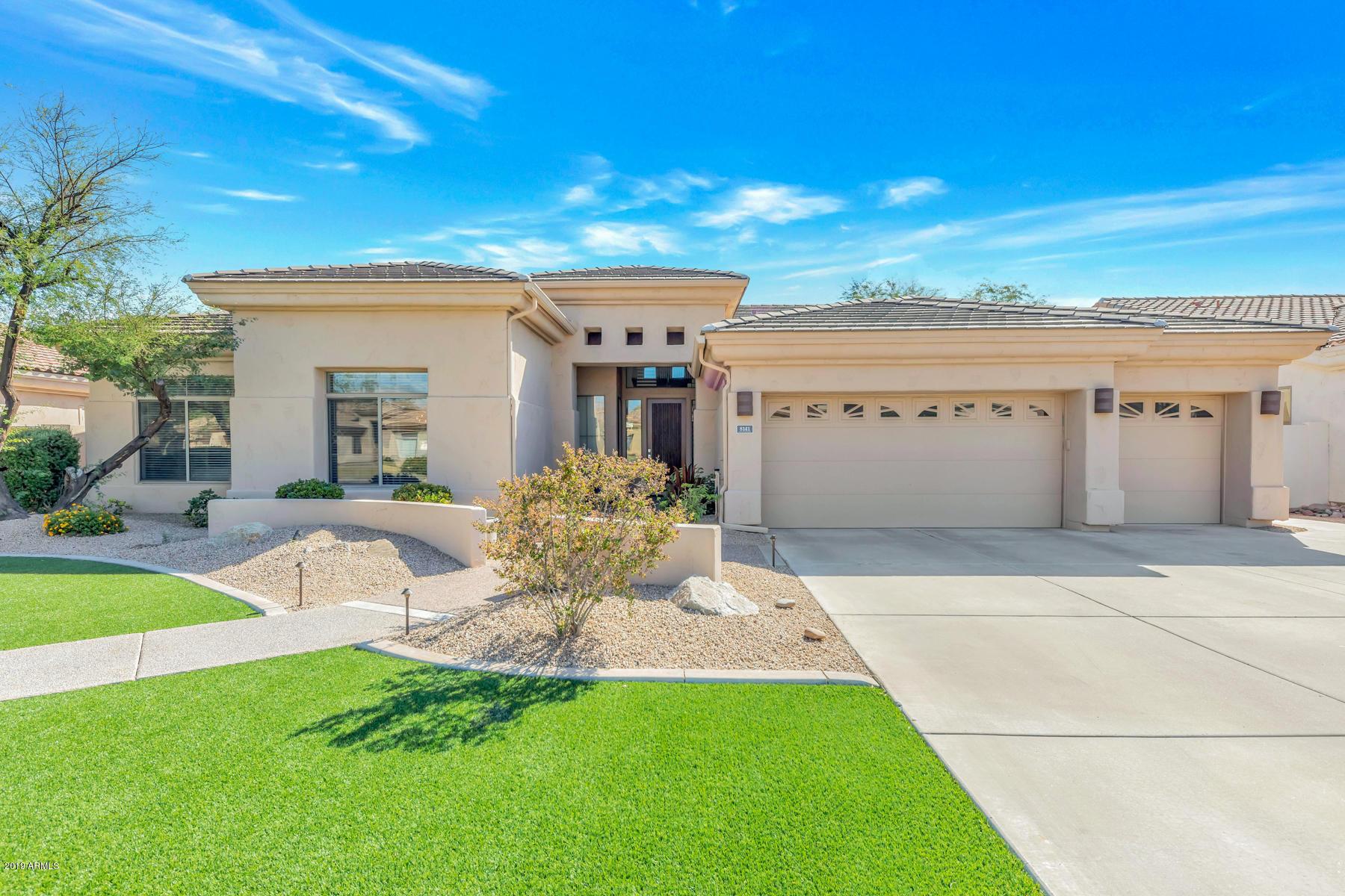 Photo of 8141 E CLINTON Street, Scottsdale, AZ 85260