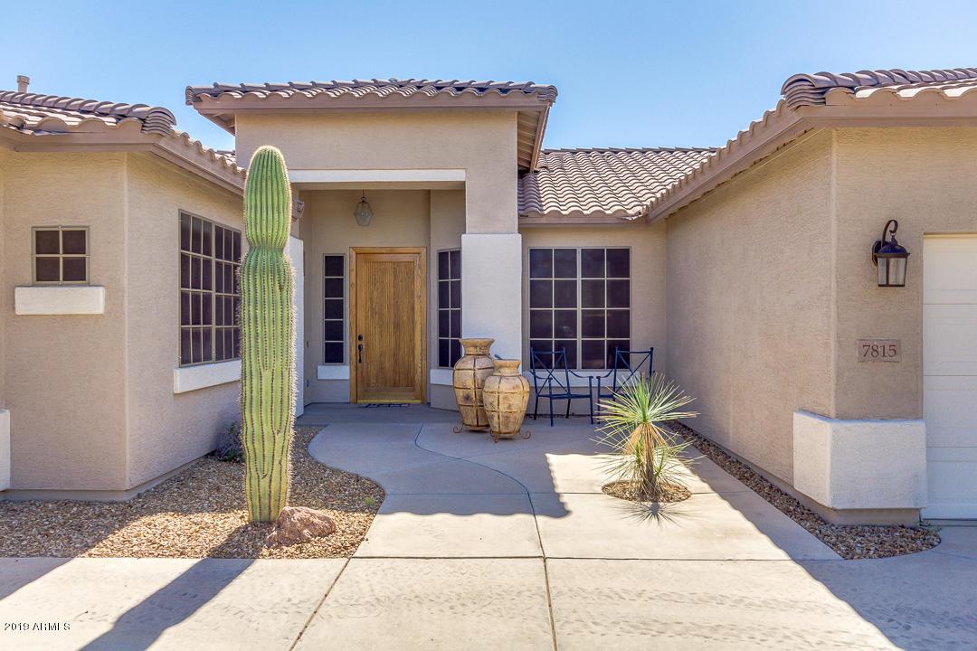 Photo of 7815 E LYNWOOD Circle, Mesa, AZ 85207