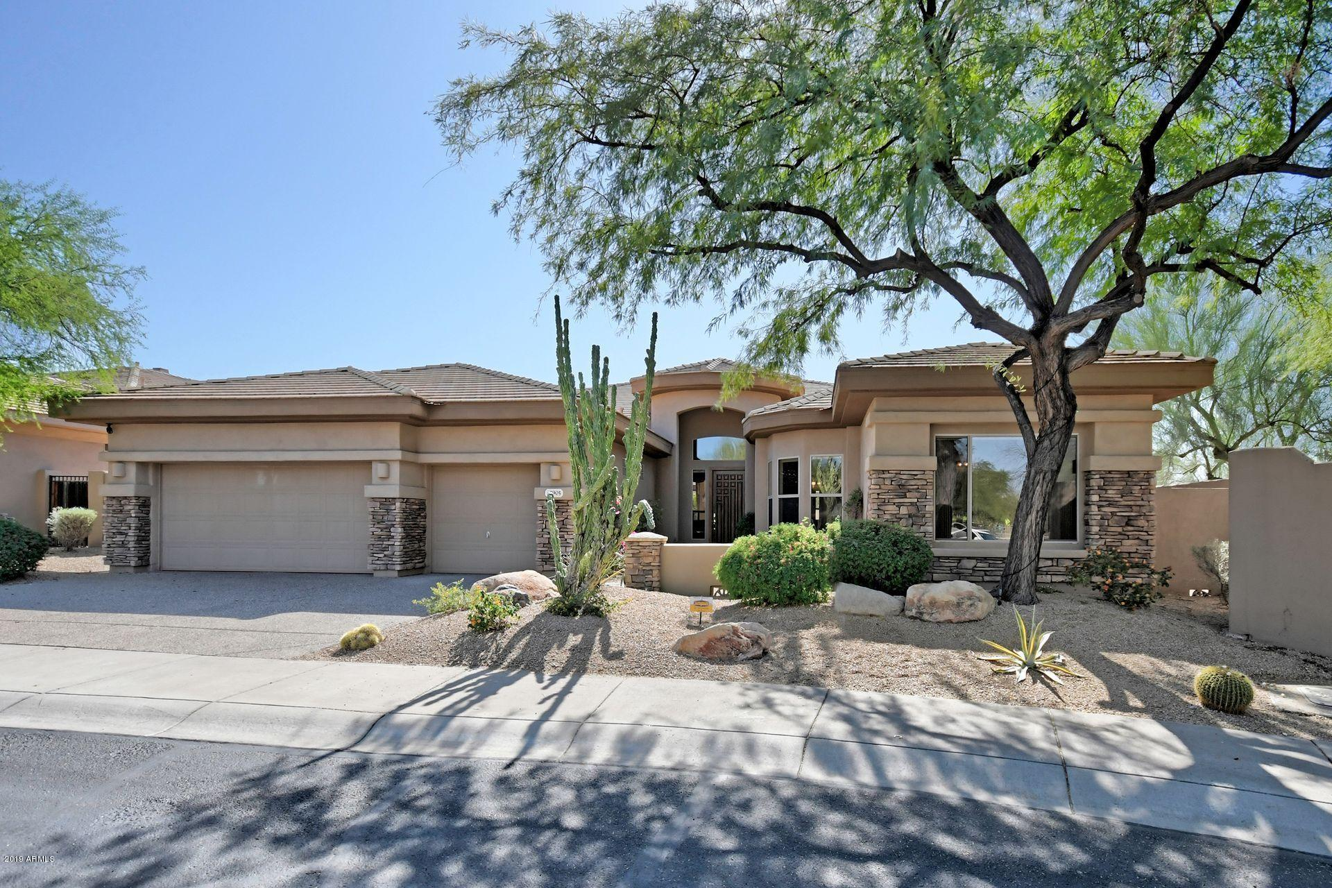 Photo of 7905 E THUNDERHAWK Road, Scottsdale, AZ 85255