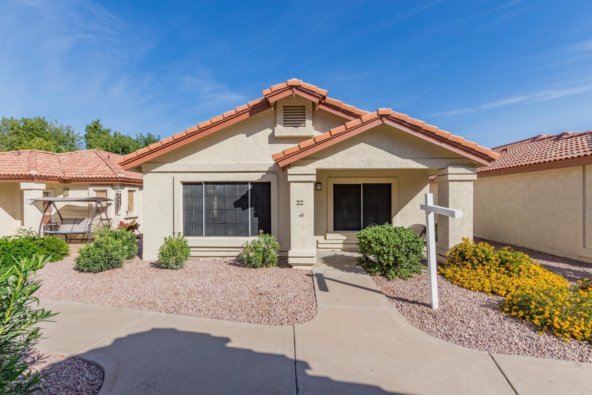 Photo of 1120 N VAL VISTA Drive #22, Gilbert, AZ 85234