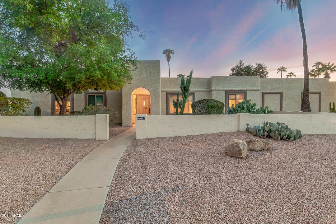 Photo of 6601 E THUNDERBIRD Road, Scottsdale, AZ 85254