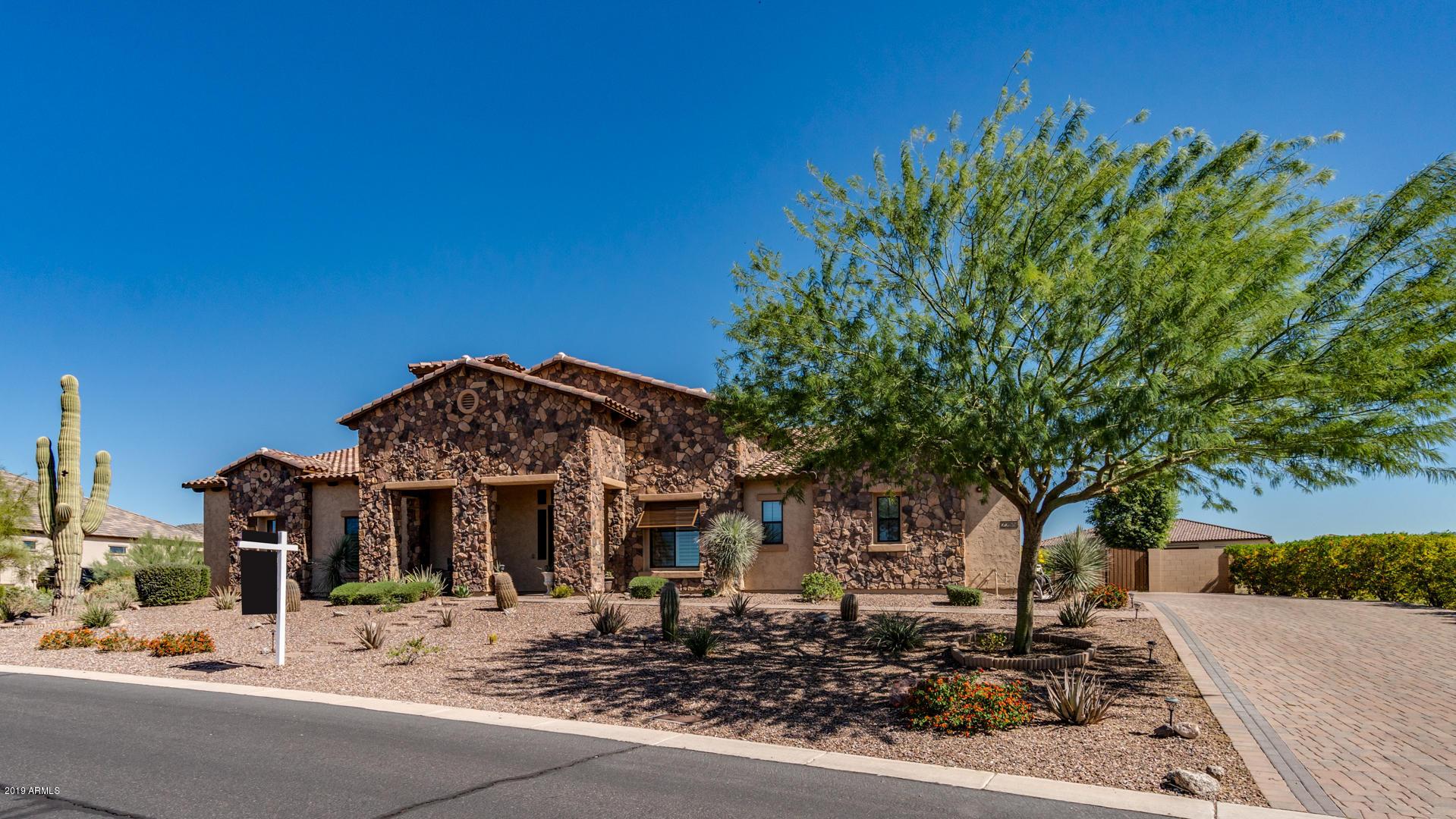 Photo of 2255 N HILLRIDGE --, Mesa, AZ 85207