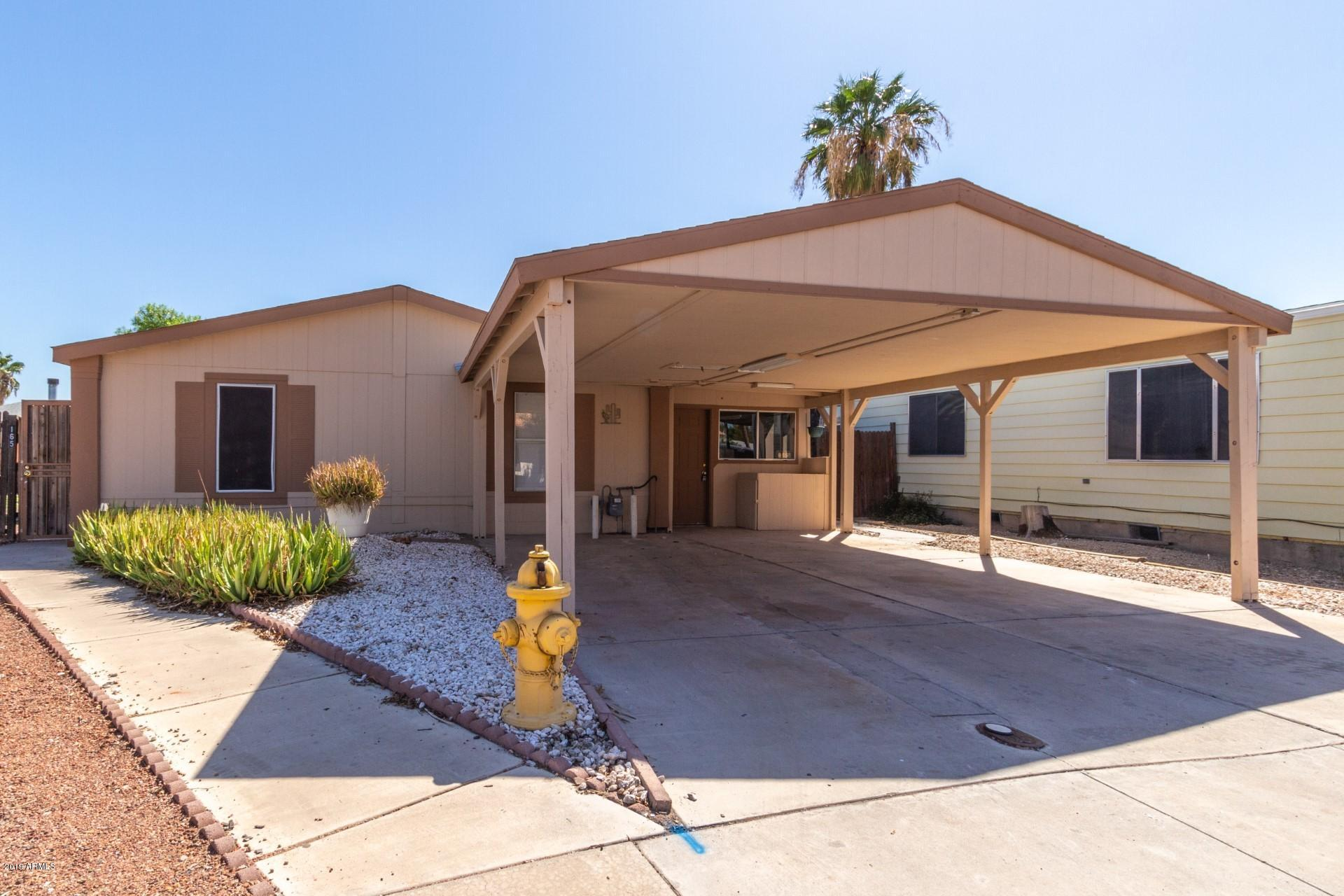 Photo of 11275 N 99th Avenue #165, Peoria, AZ 85345