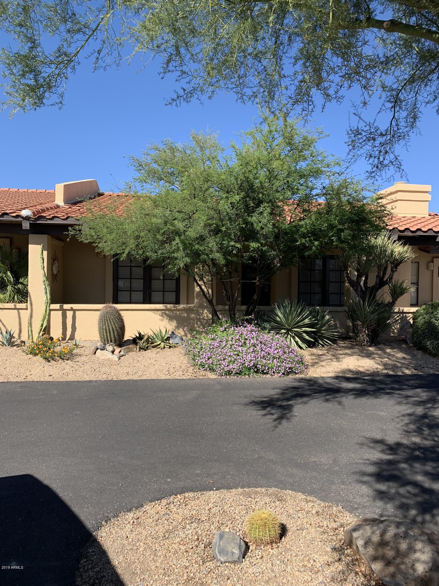 Photo of 37206 N TOM DARLINGTON Drive #6, Carefree, AZ 85377