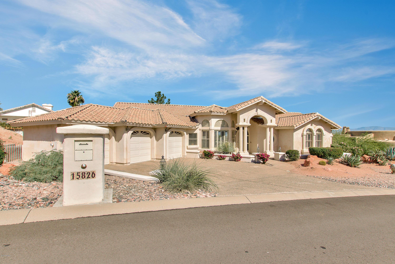 Photo of 15826 E BRODIEA Drive, Fountain Hills, AZ 85268