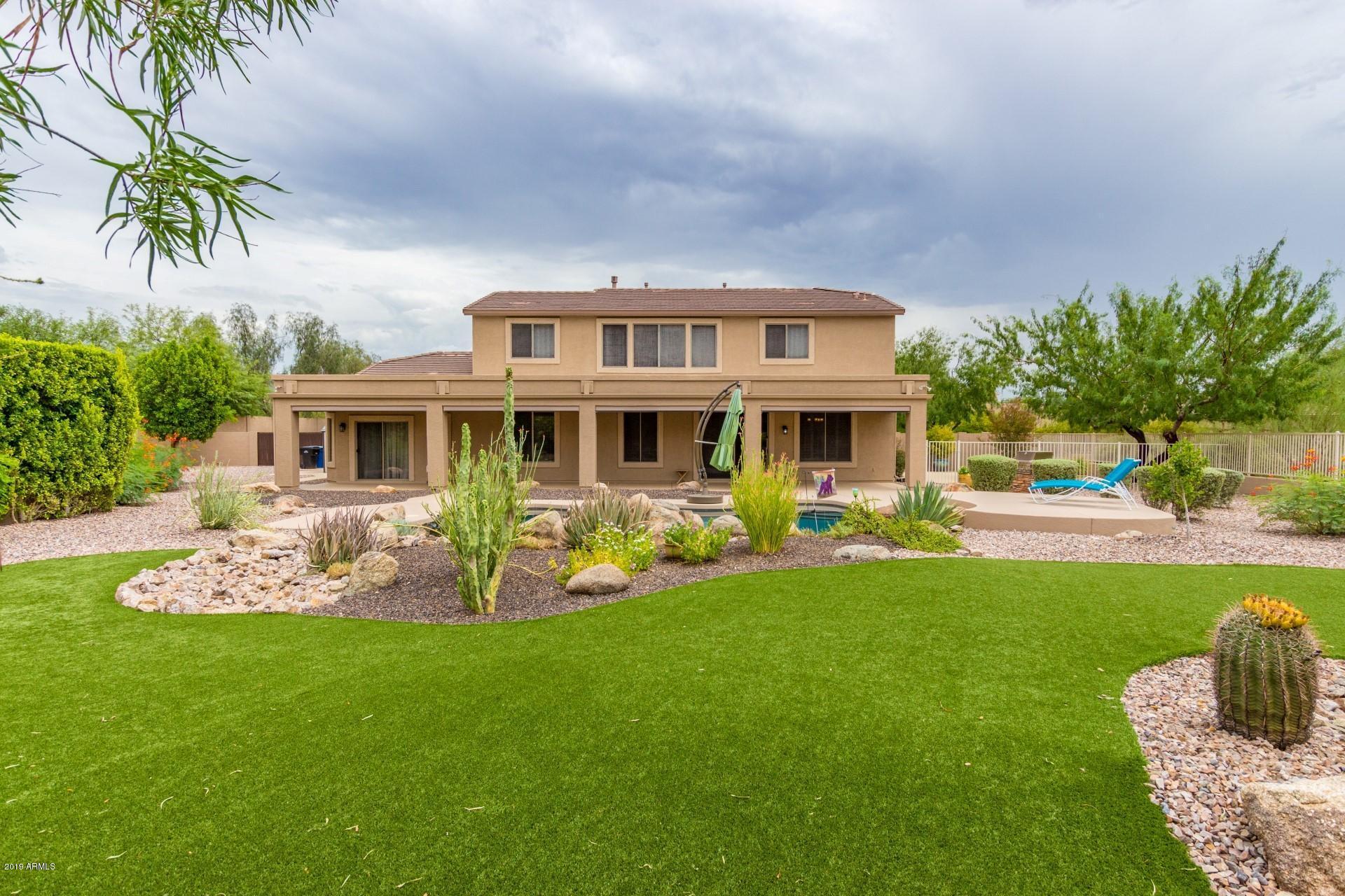 Photo of 2034 N HILLRIDGE Circle, Mesa, AZ 85207