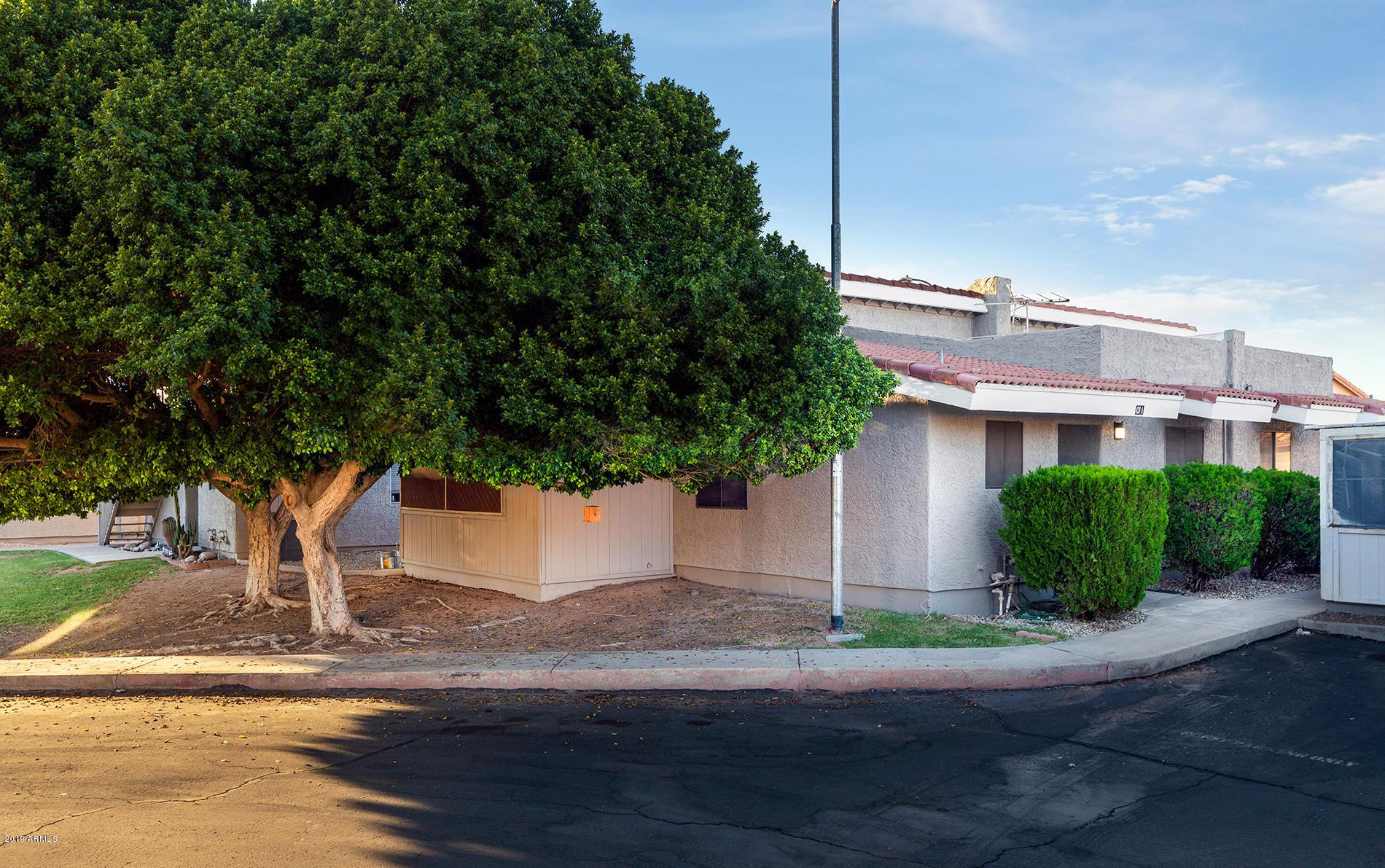 Photo of 420 E CULLUMBER Avenue #A, Gilbert, AZ 85234