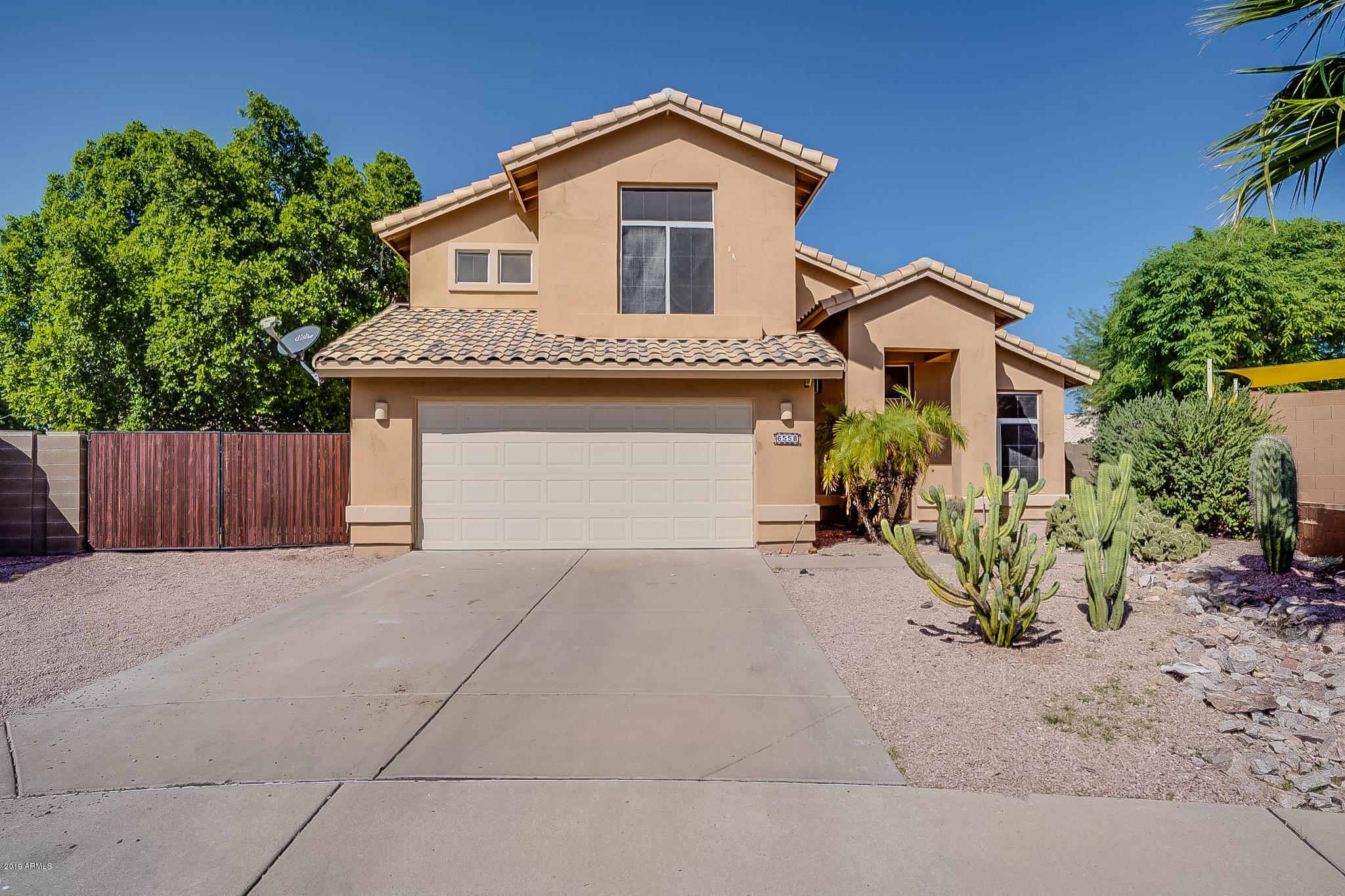 Photo of 6558 E RUSSELL Street, Mesa, AZ 85215