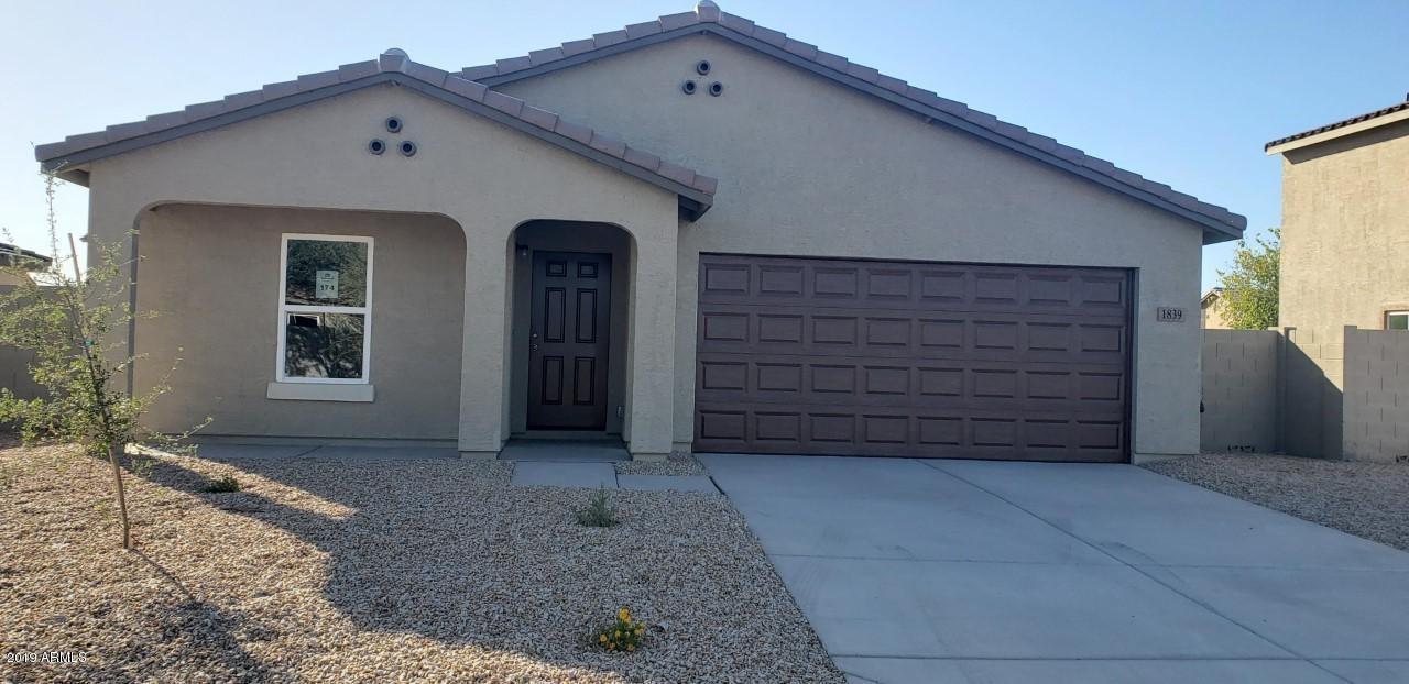 MLS 5997299 1839 N ST FRANCIS Place, Casa Grande, AZ 85122