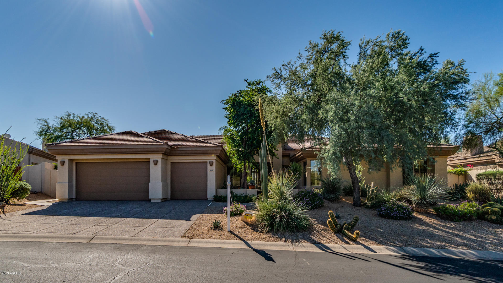 Photo of 6461 E CRESTED SAGUARO Lane, Scottsdale, AZ 85266