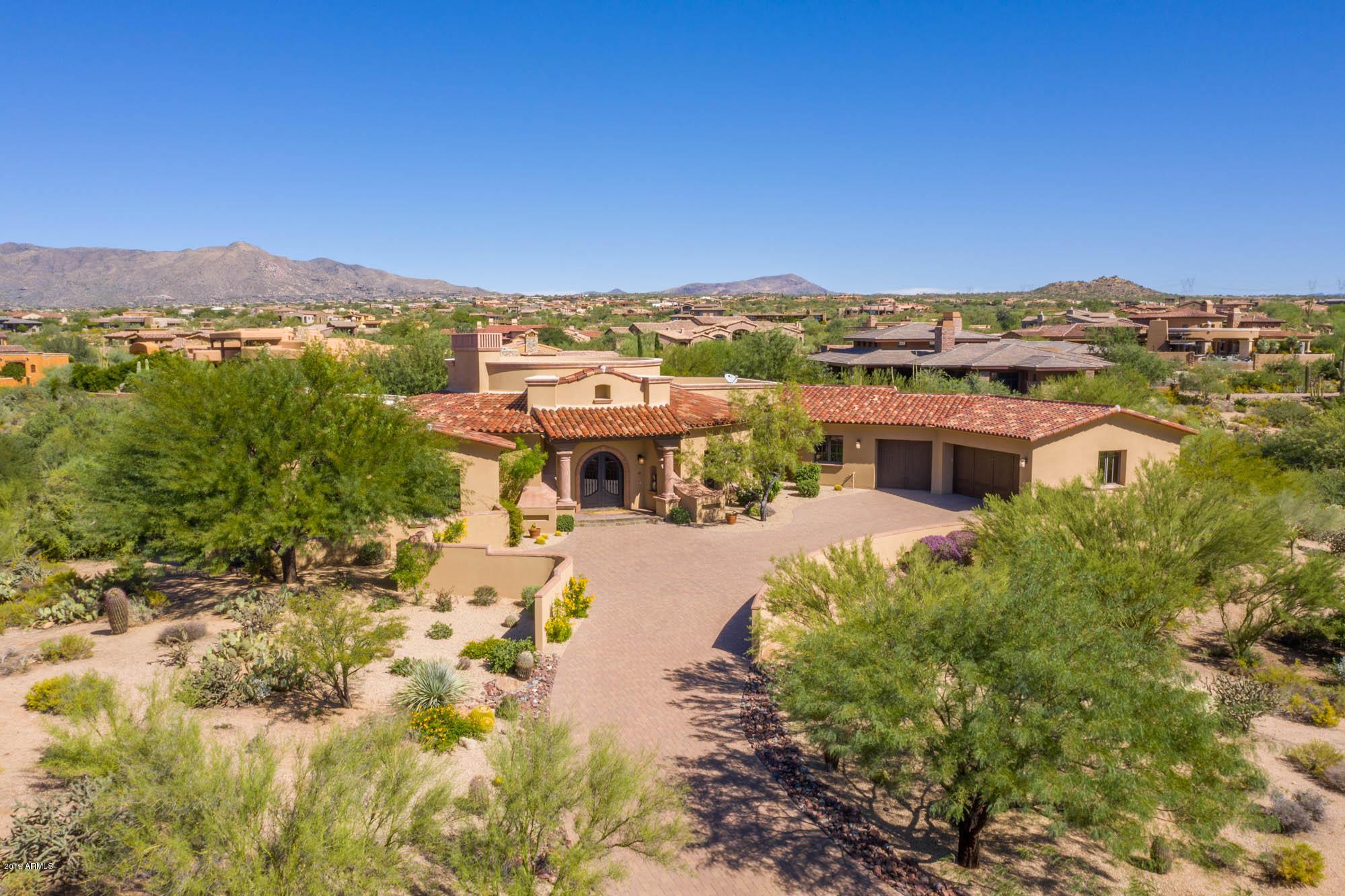 Photo of 10732 E WILDCAT HILL Road, Scottsdale, AZ 85262