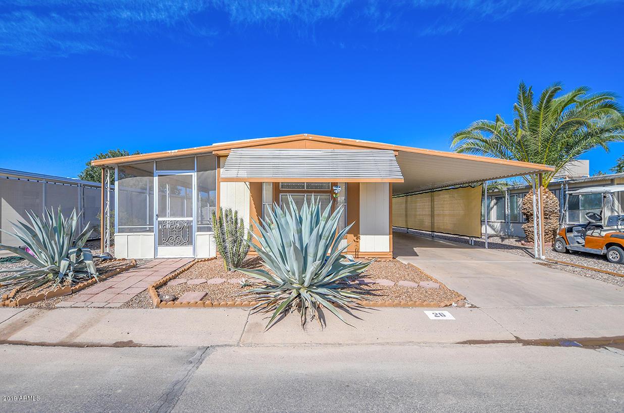 Photo of 2100 N TREKELL Road #26, Casa Grande, AZ 85122