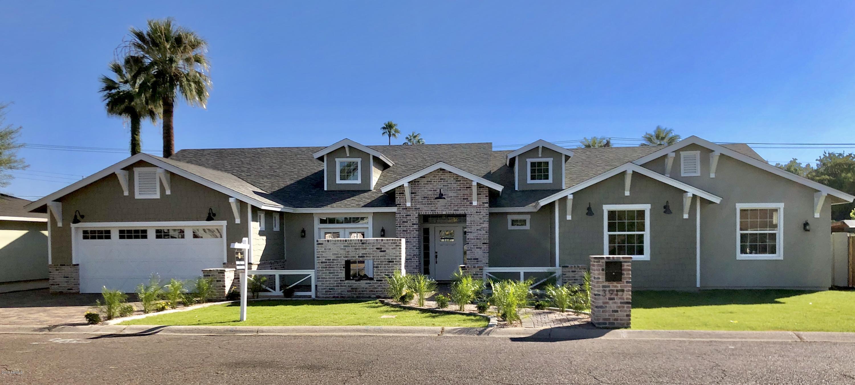 Photo of 3917 E GLENROSA Avenue, Phoenix, AZ 85018