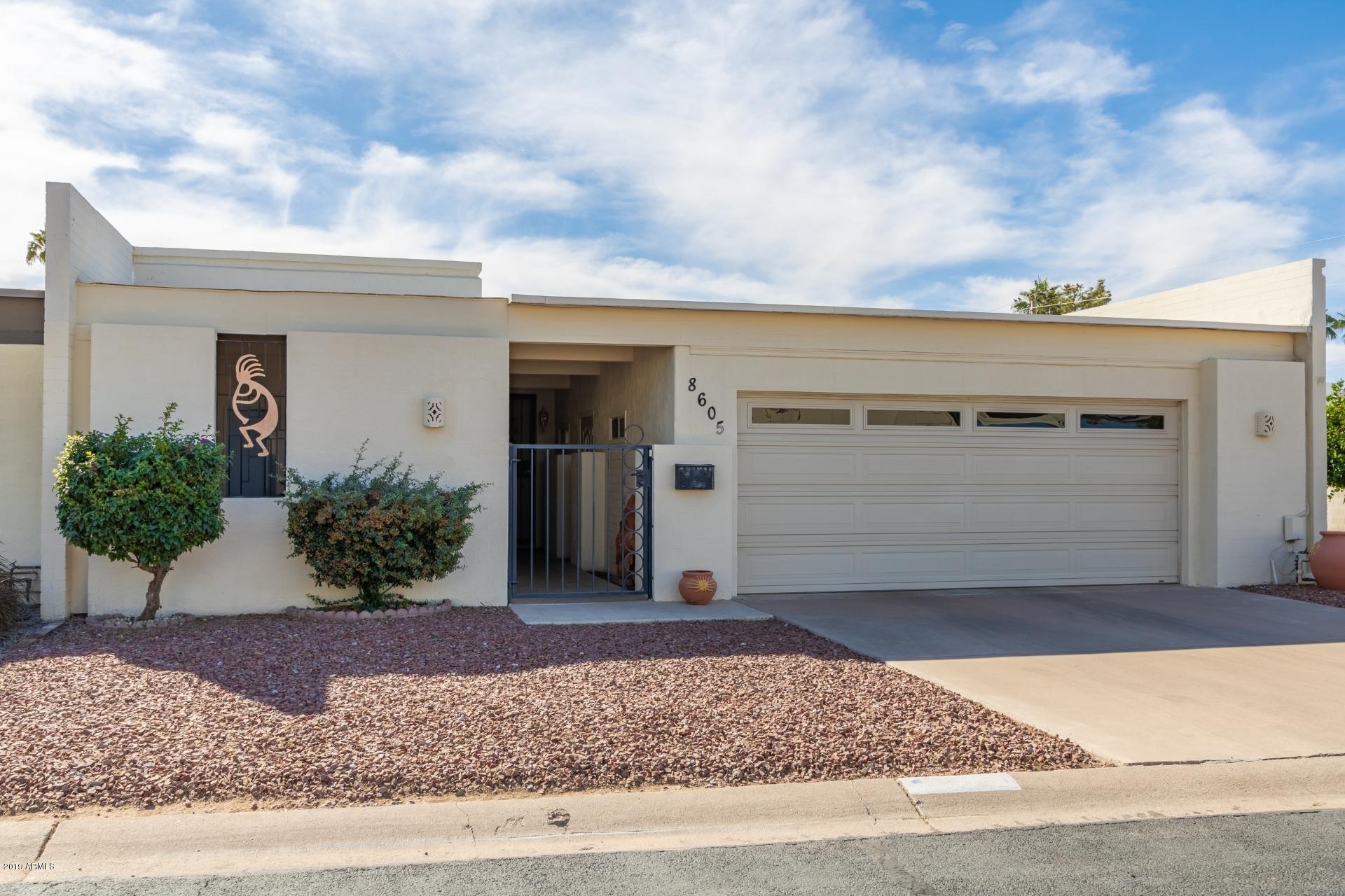 Photo of 8605 E MACKENZIE Drive, Scottsdale, AZ 85251