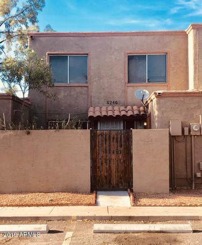 Photo of 5246 W LYNWOOD Street, Phoenix, AZ 85043
