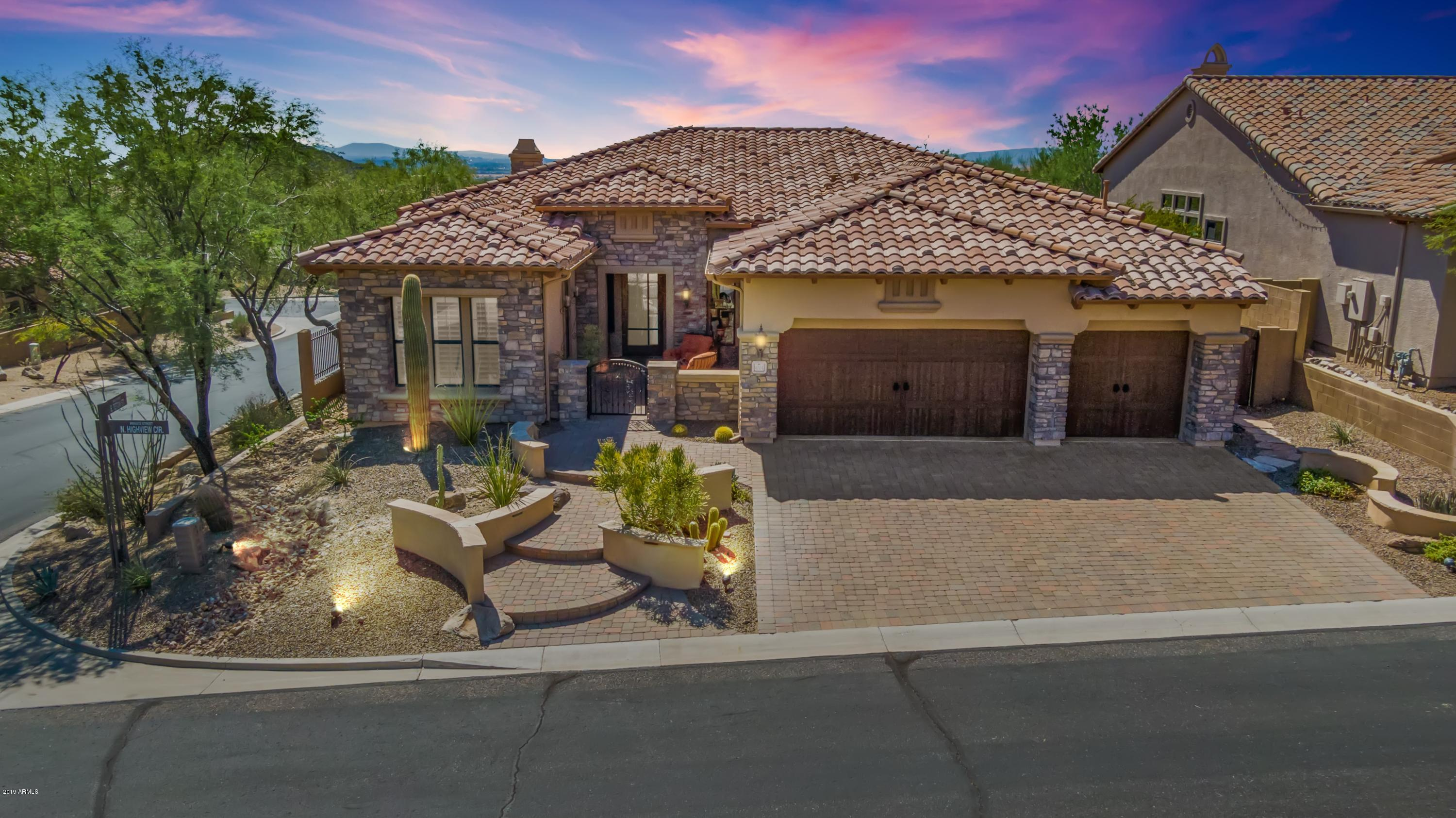 Photo of 4004 N HIGHVIEW Circle, Mesa, AZ 85207