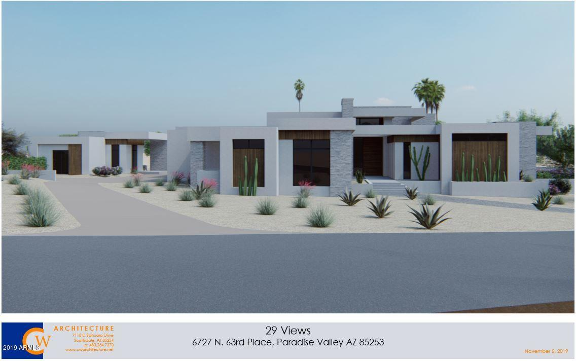 Photo of 6727 N 63RD Place, Paradise Valley, AZ 85253
