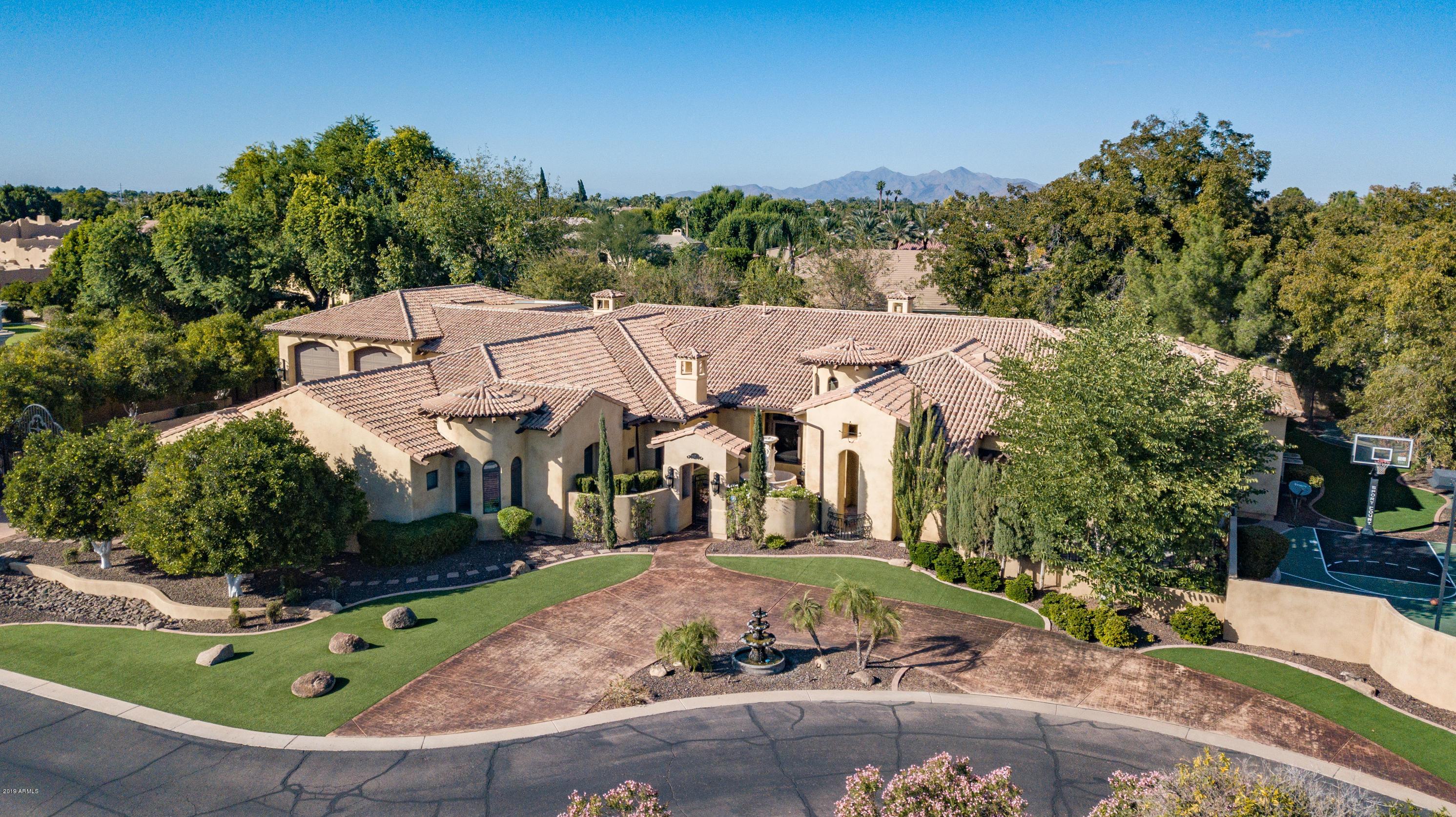 Photo of 3950 E MCLELLAN Road #17, Mesa, AZ 85205