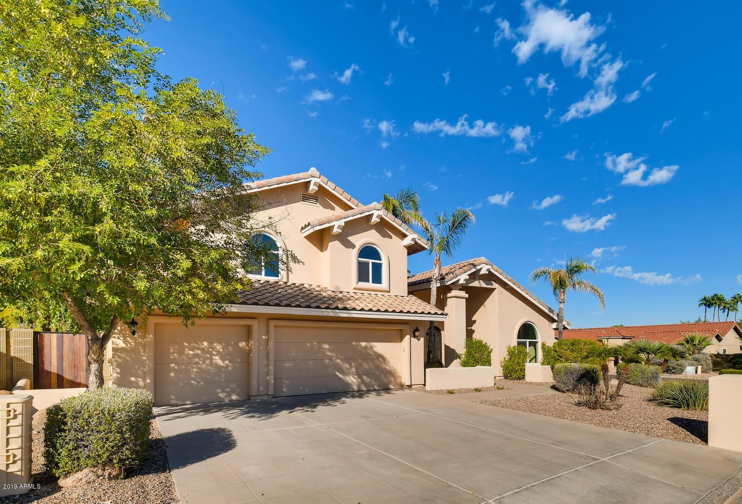 Photo of 3740 E CHEROKEE Court, Phoenix, AZ 85044