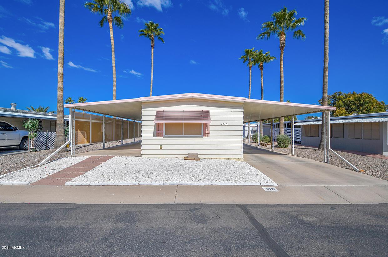 Photo of 2100 N TREKELL Road #210, Casa Grande, AZ 85122