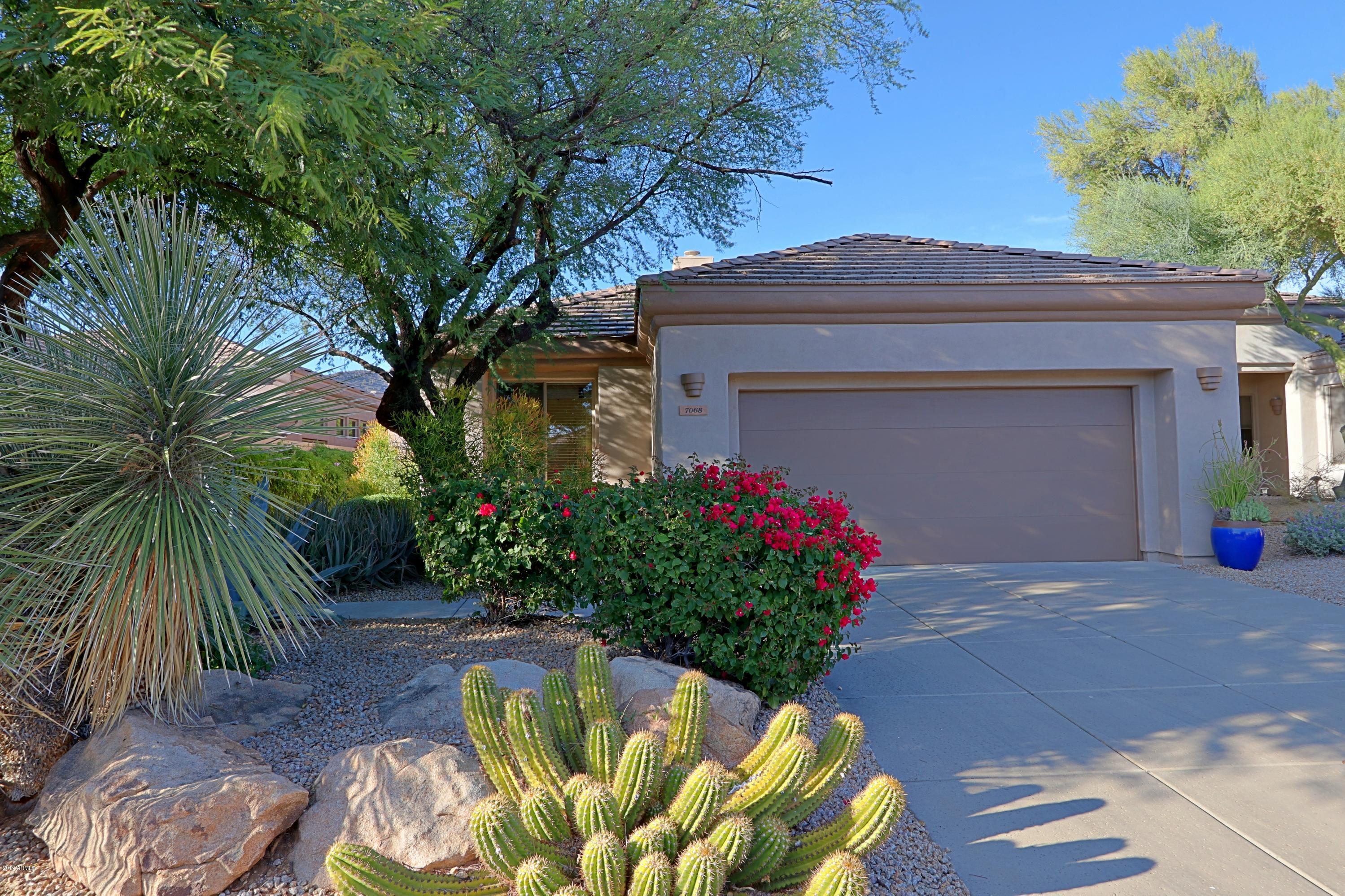 Photo of 7068 E WHISPERING MESQUITE Trail, Scottsdale, AZ 85266