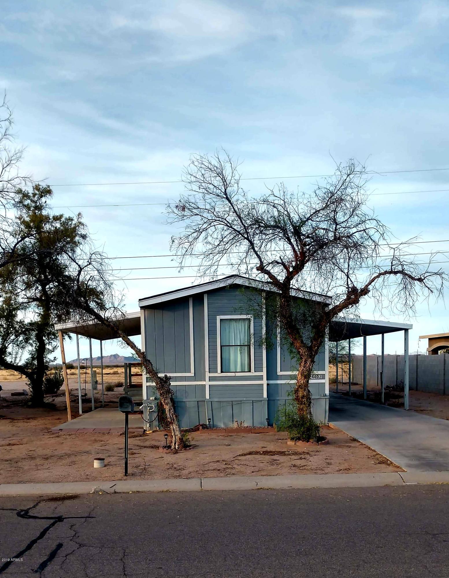 Photo of 24402 W BONITA Street, Casa Grande, AZ 85193