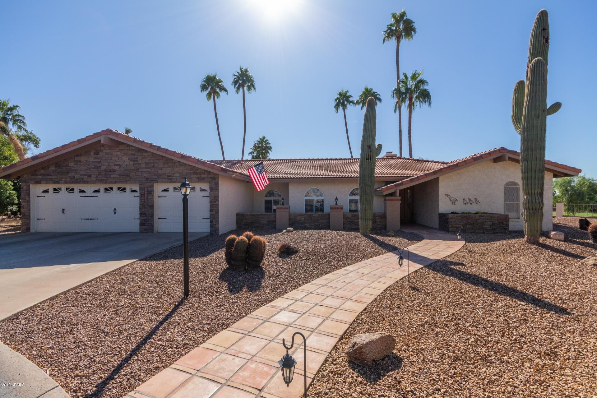 Photo of 6349 E CAMELOT Drive, Mesa, AZ 85215