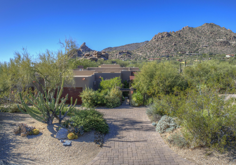 Photo of 2206 N SAGEBRUSH Lane N, Carefree, AZ 85377