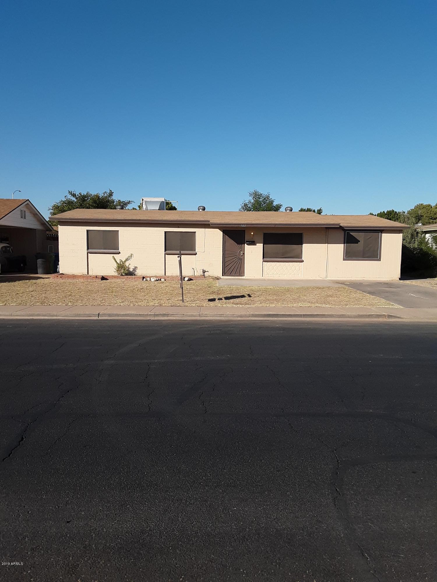 Photo of 522 E HOLMES Avenue, Mesa, AZ 85204
