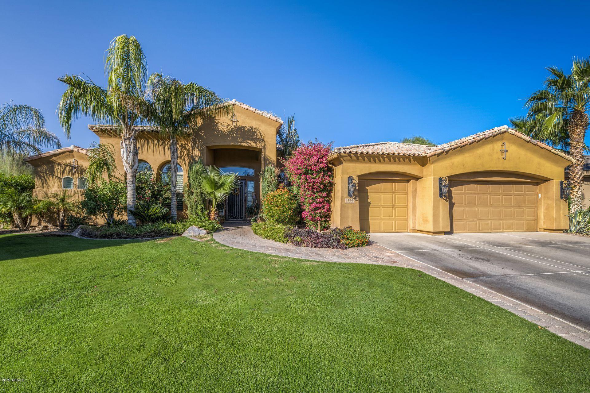 Photo of 1570 W GRAND CANYON Drive, Chandler, AZ 85248