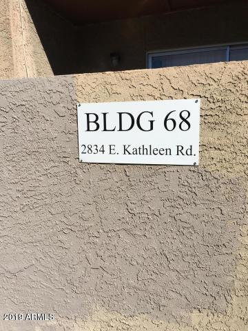 MLS 6006985 2834 E KATHLEEN Road Unit 103 Building 68, Phoenix, AZ 85032