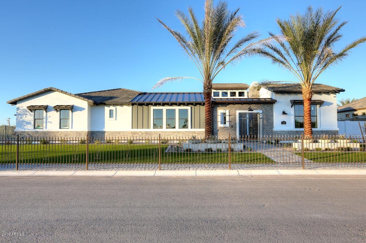 Photo of 3719 E JAEGER Street, Mesa, AZ 85205