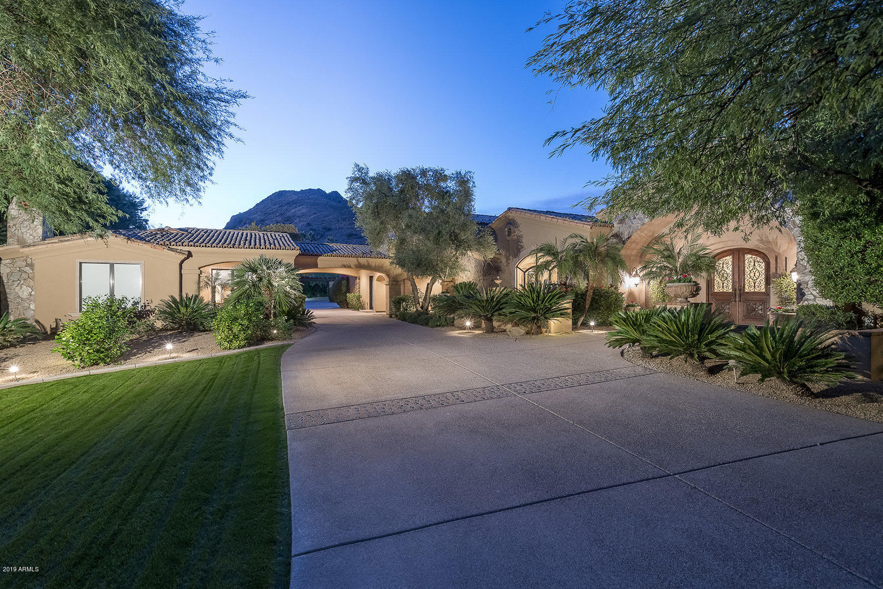 Photo of 6402 E CHAPARRAL Road, Paradise Valley, AZ 85253