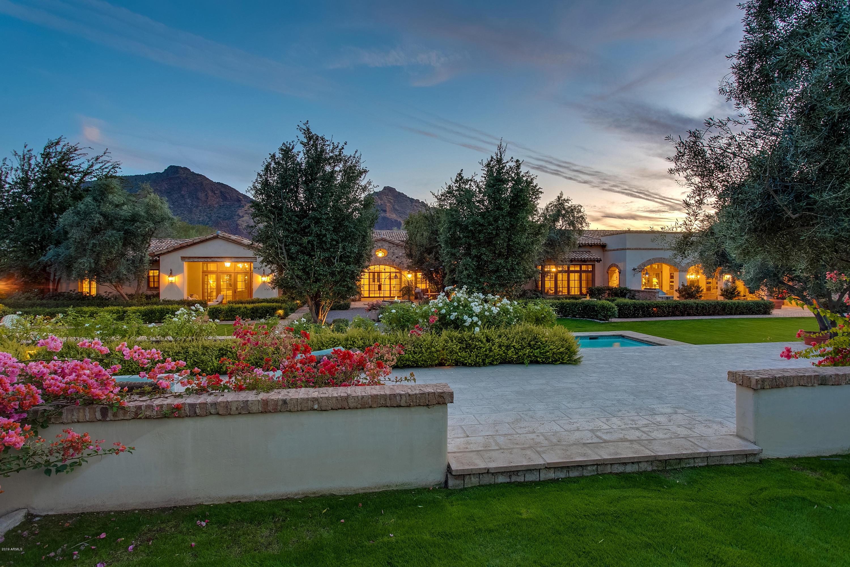 Photo of 6512 N Desert Fairways Drive, Paradise Valley, AZ 85253