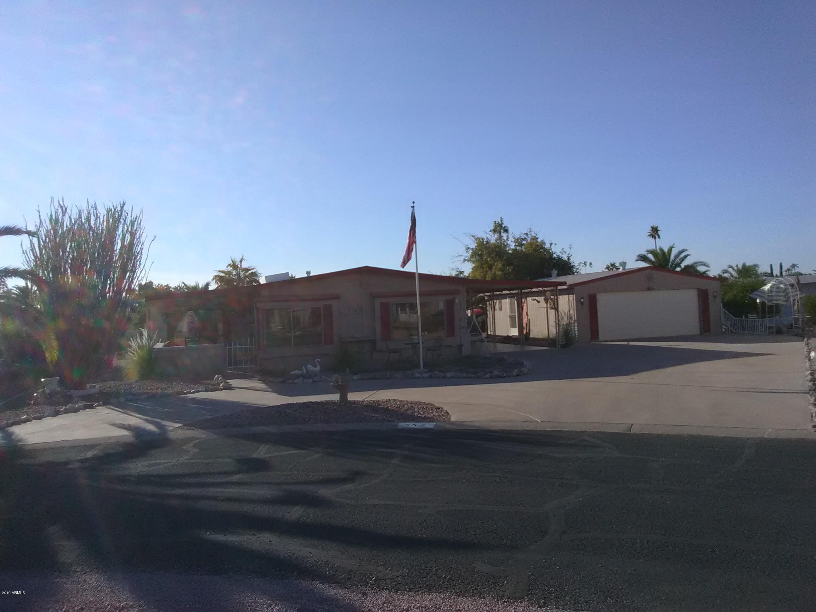 Photo of 552 S 83RD Way, Mesa, AZ 85208
