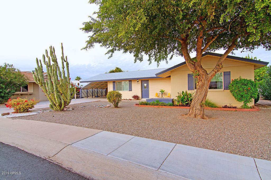 MLS 6012890 10746 W EL RANCHO Drive, Sun City, AZ 85351