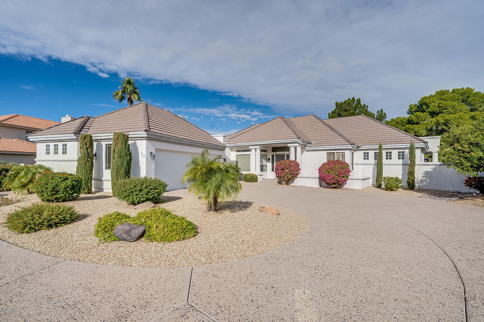 Photo of 5345 E MCLELLAN Road #54, Mesa, AZ 85205