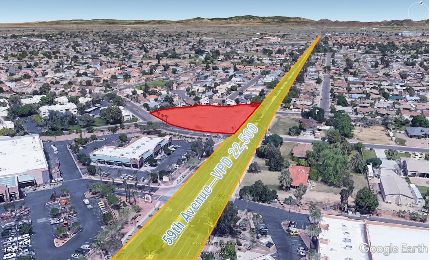 Photo of NW Mercer Ln & 59th Avenue, Glendale, AZ 85302